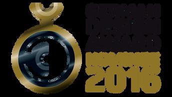 Nomination for the German Design Award 2016 – Excellent Communications Design