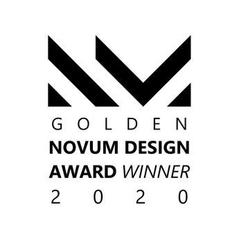 Novum Design Award 2020 Golden Award Winner