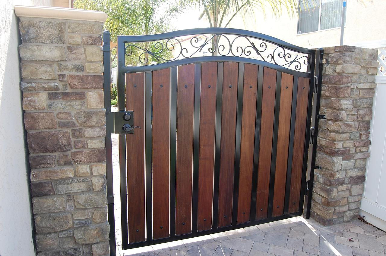 Inland Empire Gates Gate Builders Gate Contractors Fences
