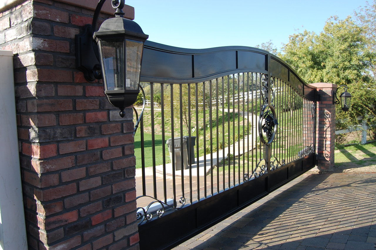 Inland Empire Gates Gate Builders Gate Contractors Fences