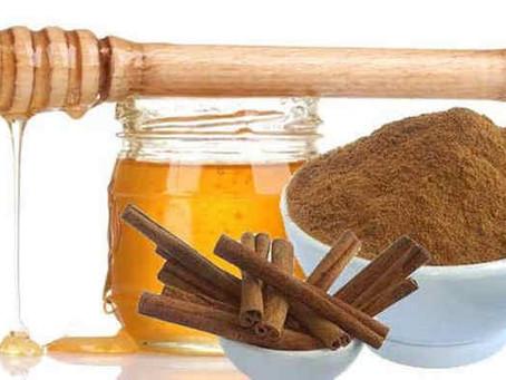 Saldi porelė: cinamonas ir medus