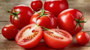 pomidorų nauda sergant hipertenzija