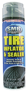 SMB Tire Inflator Sealer with Hose Top