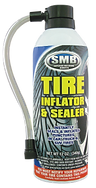 SMB Tire Inflator & Sealer with Hose