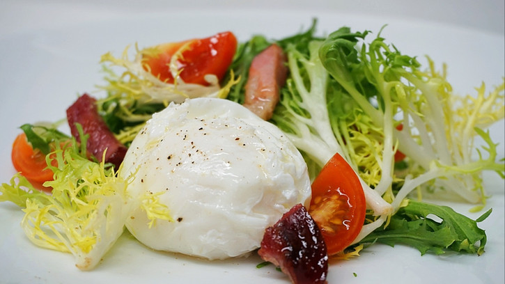 Salade Lyonnaise