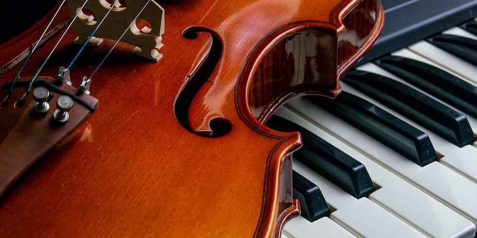 INTERNATIONAL PIANO – VIOLIN COMPETITION