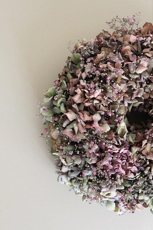 Signature Bloomer Wreath 'Grace'