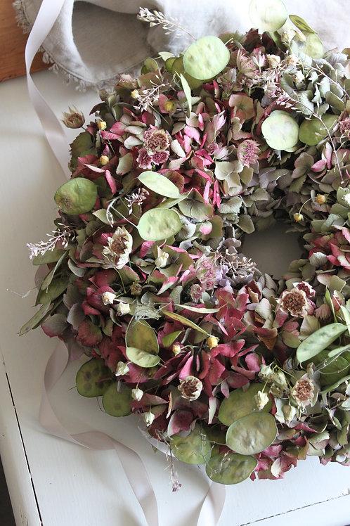 Astrantia,Lunaria & Hydrangea Bloomer