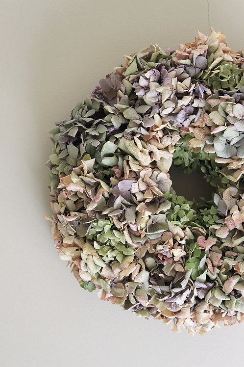 Signature Bloomer Wreath 'Candy Kisses'