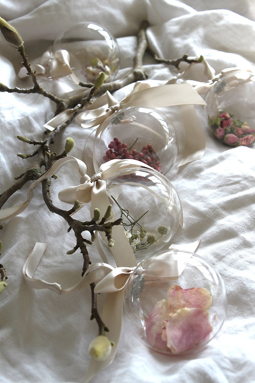 Spring Bauble Set