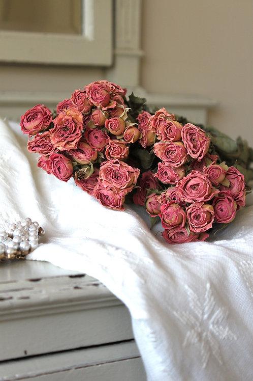 Vintage Spray Roses Bunch