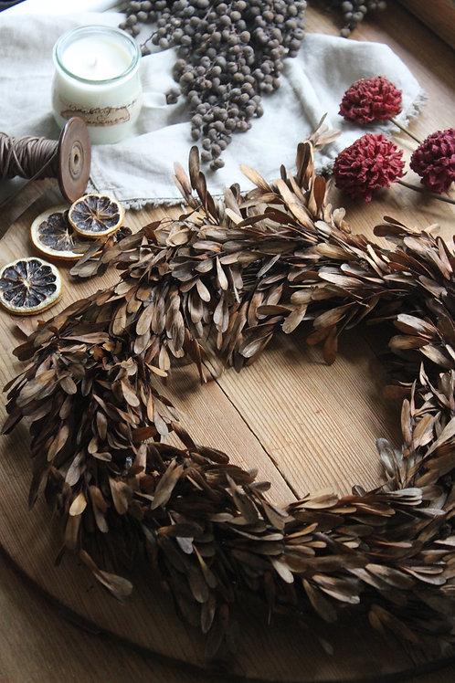 Ash Seed Wreath