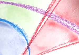 Σε αυτή τη διαθεματική δραστηριότητα τέχνης και μαθηματικών, τα παιδιά καλούνται να δουν τα γεωμετρικά σχήματα από ένα διαφορετικό πρίσμα∙ εκείνο του καλλιτέχνη Wasilly Kandinsky. Αφού γνωρίσουν ορισμένα από τα σπουδαιότερα έργα του Ρώσου δημιουργού, τα παιδιά παίρνουν πινέλα και χαρτί και ζωγραφίζουν τη γεωμετρία