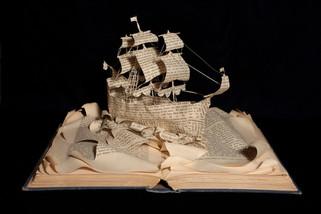 Ship Sets Sail