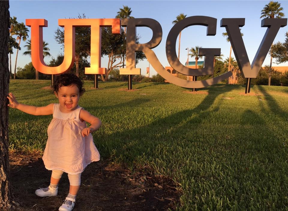 Lyxi and UTRGV letters
