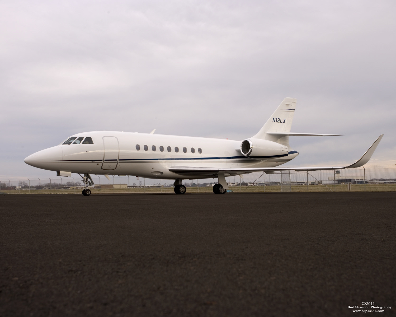 Dassault Falcon 2000LX-222