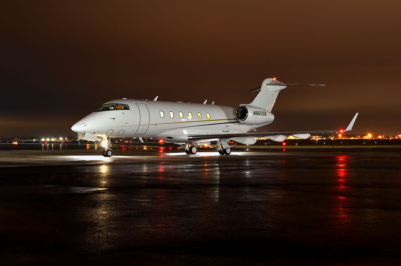 Bombardier Challenger 300 SN 20307