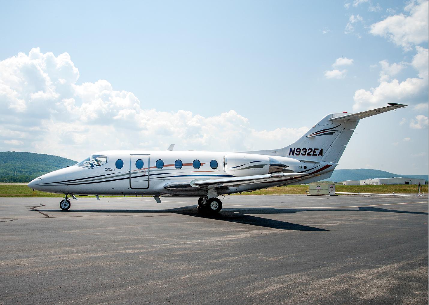 Beechjet 400A SN RK-32