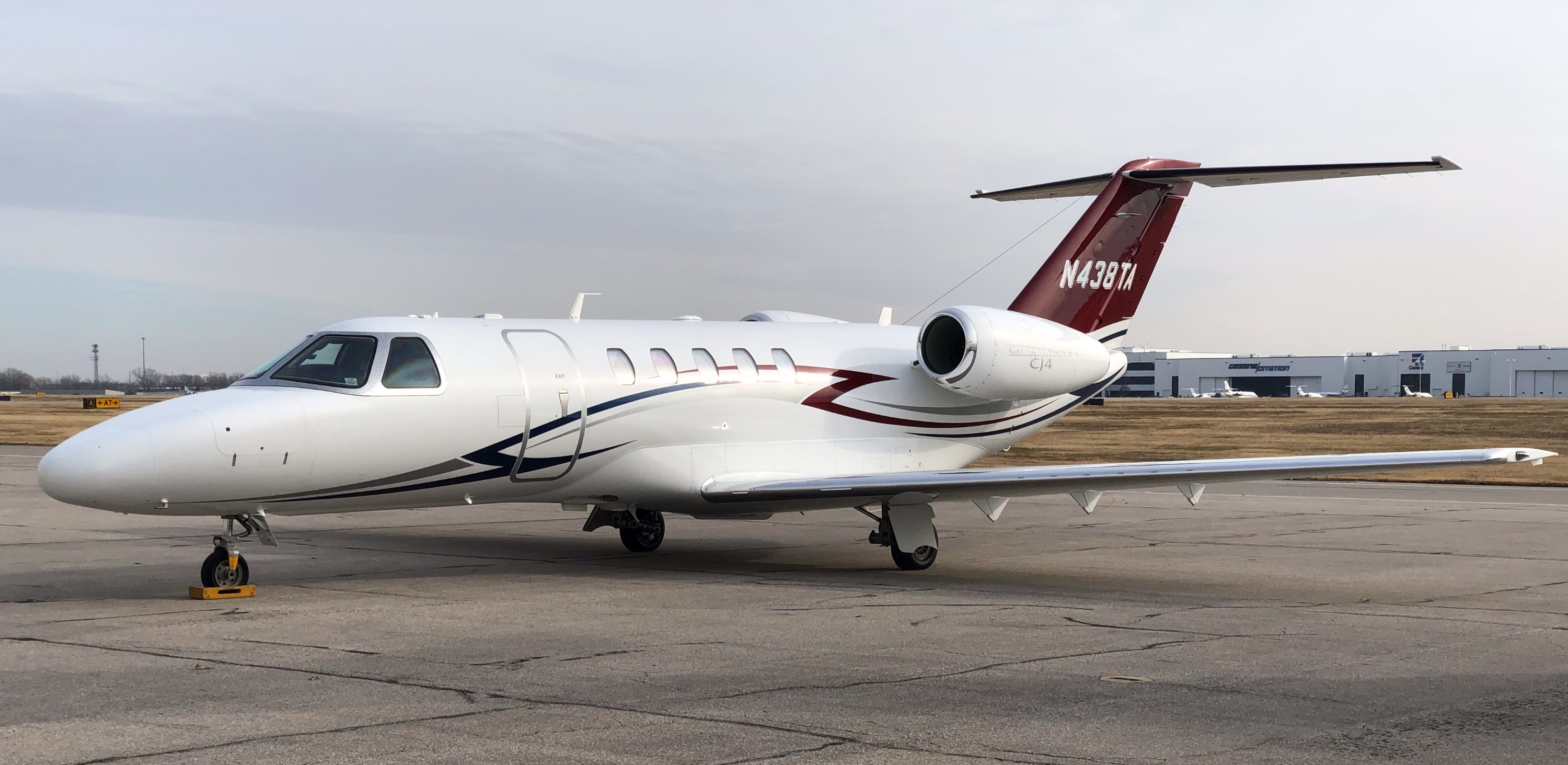 Citation CJ4 SN 525C-0038