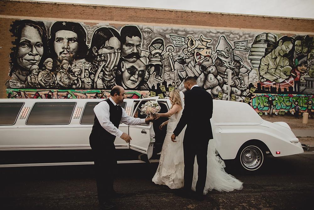 Downtown Phoenix Wedding
