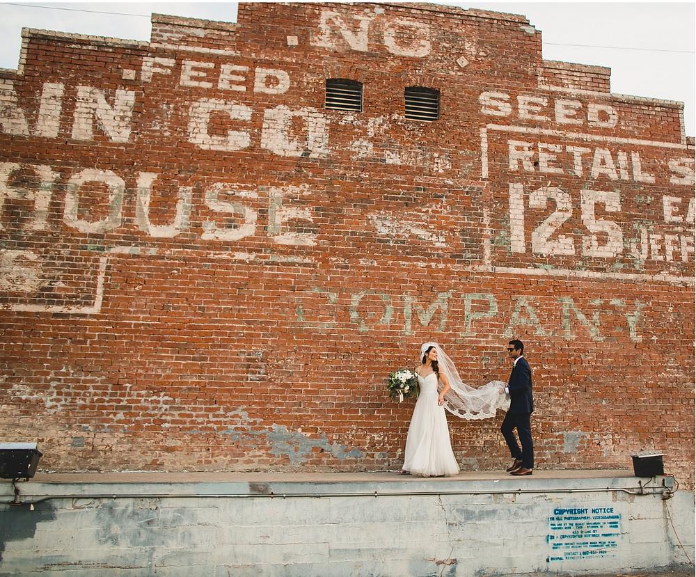 Phoenix Urban Weddings