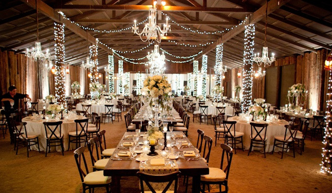 Rustic style wedding at Desert Foothills