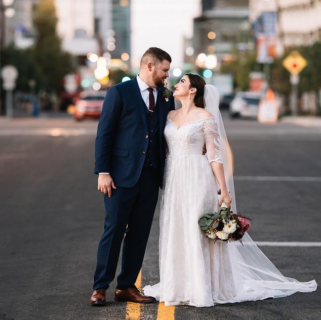 The Croft Wedding