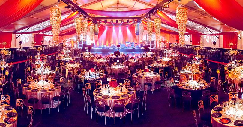 Stunning Coporate Event Design
