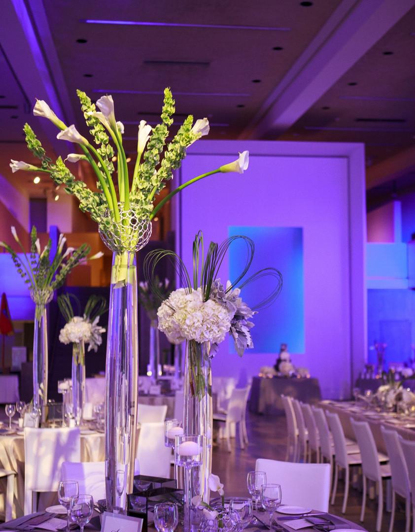 Custom floral arrangements
