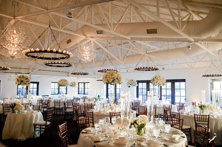 El Chorro Wedding Reception Design