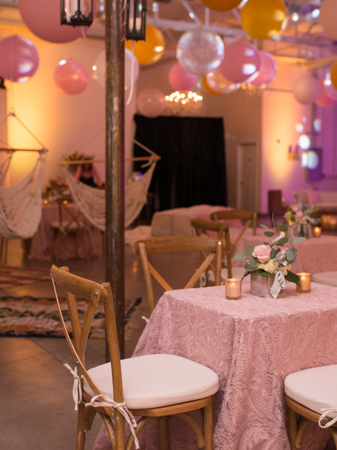 The Crofto Downtown | Bat Mitzvah Party