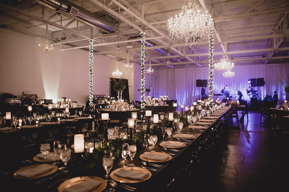 Phoenix Wedding Reception Space