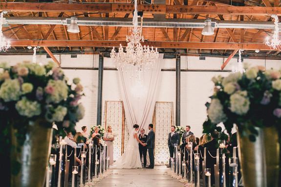 The Croft Downtown Wedding