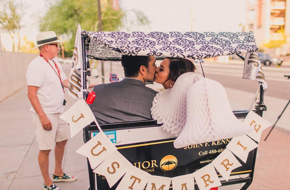 Phoenix Wedding Transportation