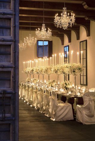 Montelucia tablescape by Angelic Grove