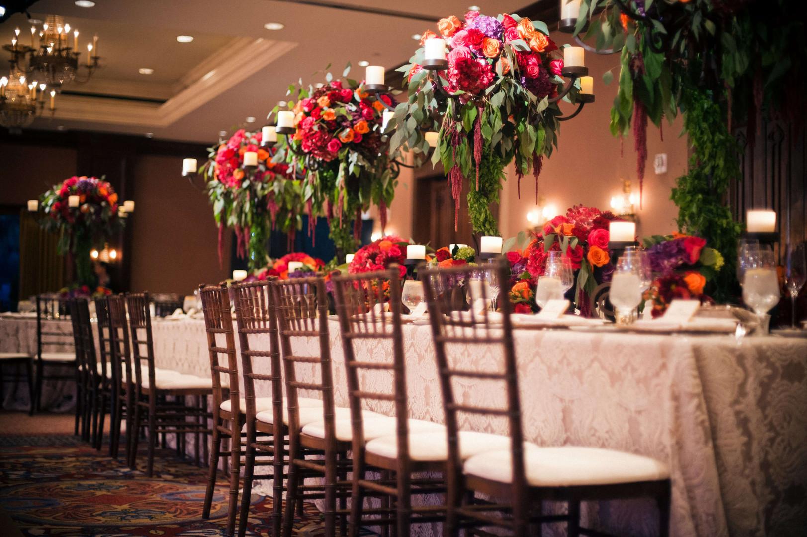 Rustic wedding at The Arizona Biltmore