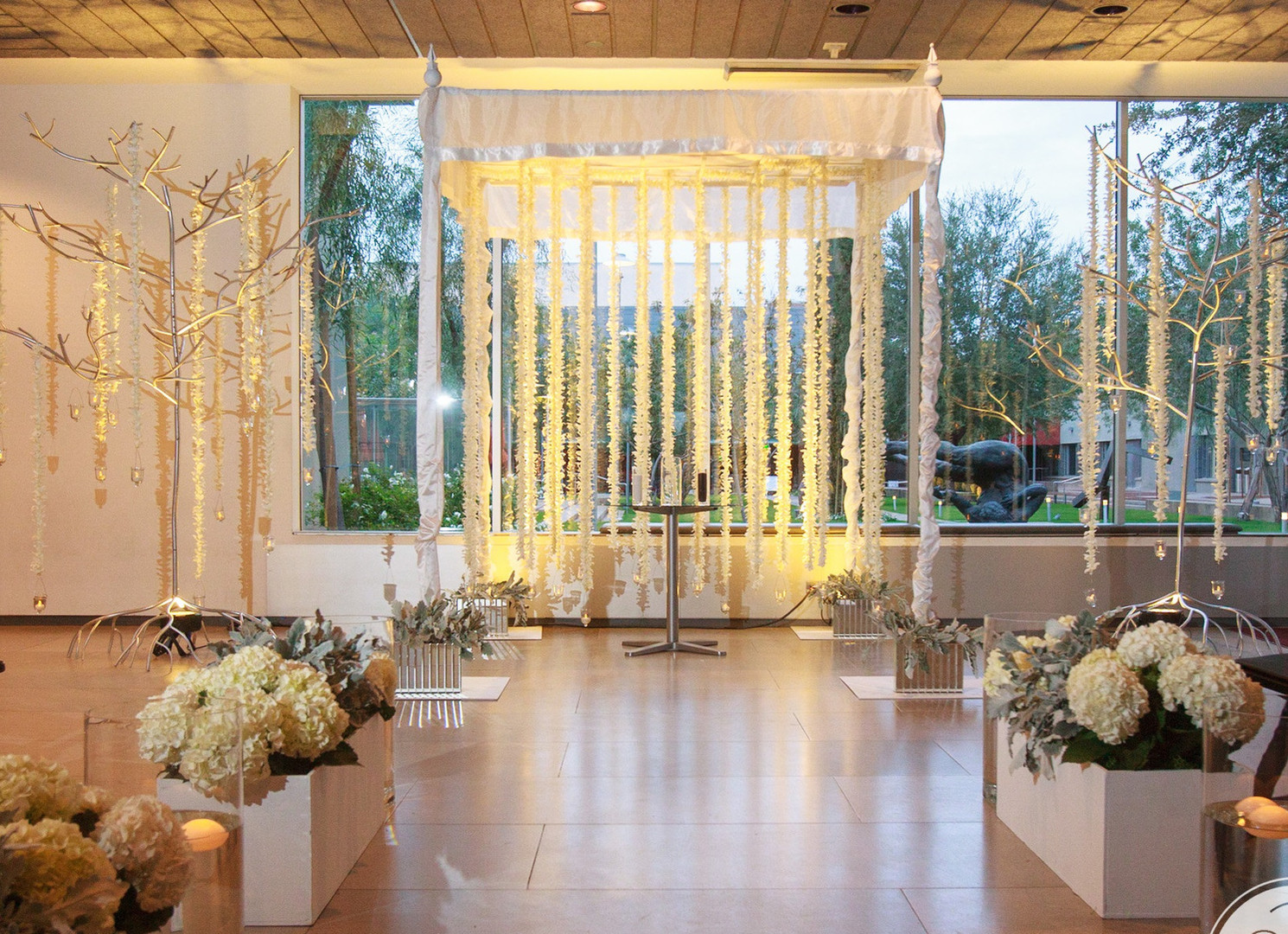 Ceremony Design - Phoenix Art Museum