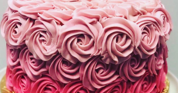 ombre thousand roses