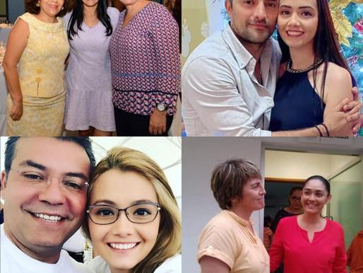 LAURA BERINSTAIN AMARRA SUCESIÓN CON LAS OSORIO Y MAURICIO GONGORA.
