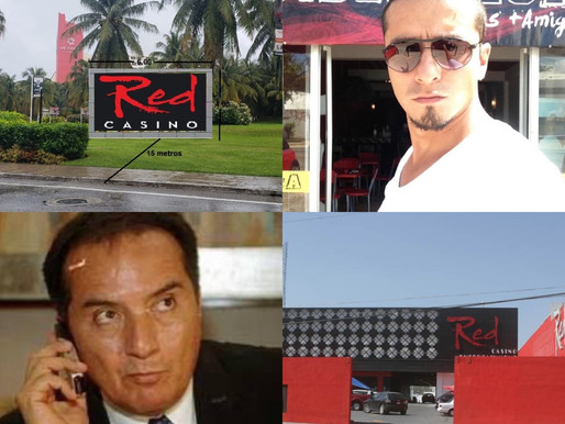 CASINO RED INTENTA SOBORNAR A DELEGADO DE FONATUR RAUL BERMUDEZ. PARA OBTENER CONCESION SOBRE ZH.