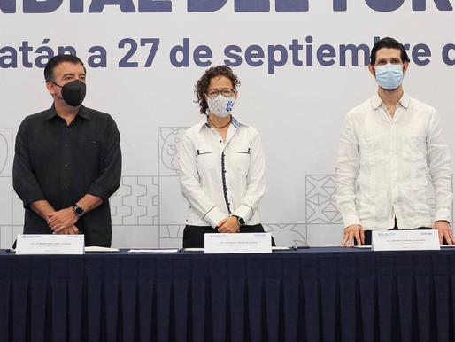 GOBIERNO DEL ESTADO REDOBLA ESFUERZOS PARA FORTALECER LA REACTIVACIÓN TURÍSTICA DE YUCATÁN.