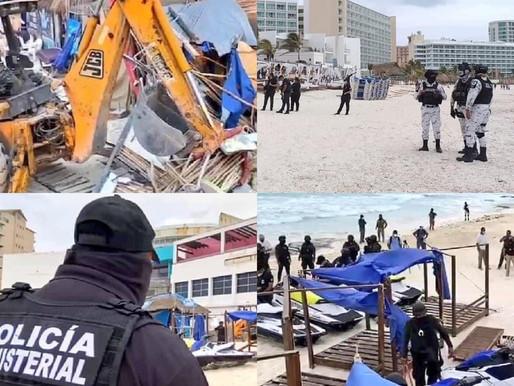 FUERA MÁNDALA BEACH, ADIÓS A LAS PLAYAS PRIVADAS EN MÉXICO.
