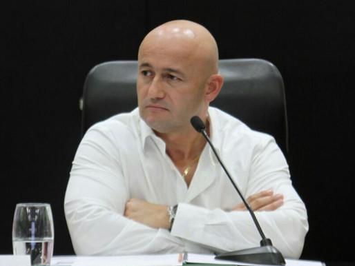 MANIFIESTA JOSÉ LUIS GONZÁLEZ SU INTENCIÓN DE PARTICIPAR EN PRÓXIMO PROCESO ELECTORAL.