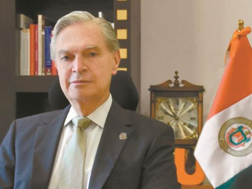 LUIS ERNESTO DERBEZ, SECRETARIO DE ECONOMÍA ES DENUNCIADO POR LAVADO DE DINERO.