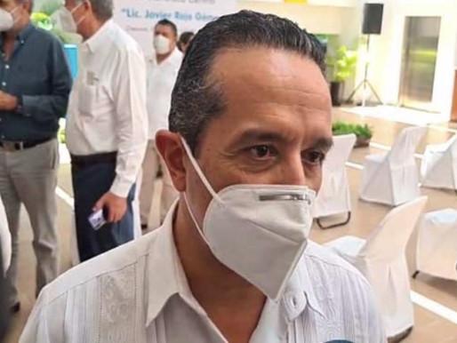 CARLOS JOAQUÍN  PIDE QUE NO SE USE MEDIÁTICAMENTE SU NOMBRE PARA PROCESOS LEGALES.