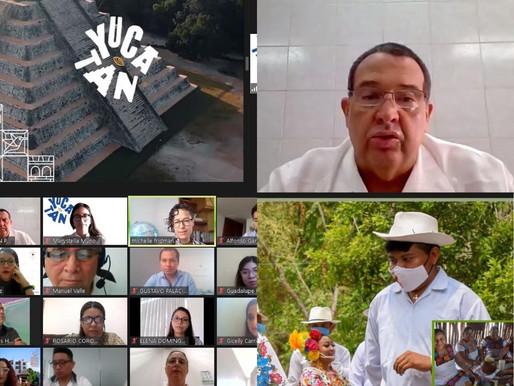 INICIÓ EL YUCATÁN TRAVEL MART, CON MÁS DE 220 EMPRESAS TURÍSTICAS DE MÉXICO.