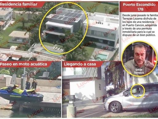 LA CASA BLANCA DE 171 MILLONES DE PESOS DE MARA LEZAMA.