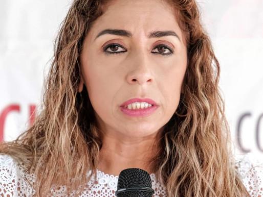 SENADORA BUSCA ALCALDÍA DE CANCÚN CON OBRA PESE A RIESGO DE INHABILITACIÓN POR ACTOS ANTICIPADOS.