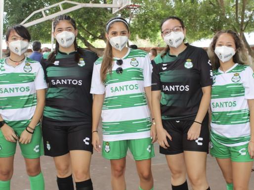 CLUB SANTOS LAGUNA ABRE ESCUELA EN MÉRIDA.