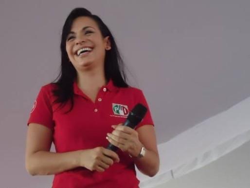 """CONTRATA LAURA FERNÁNDEZ PIÑA. EMPRESAS """"FANTASMA"""" PARA ROBAR DINERO DE PUERTO MORELOS."""